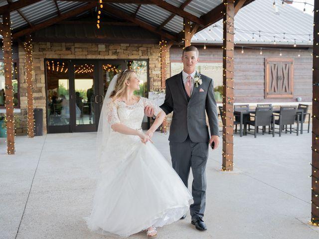 Ryan and Shelby's Wedding in Washington, Oklahoma 22