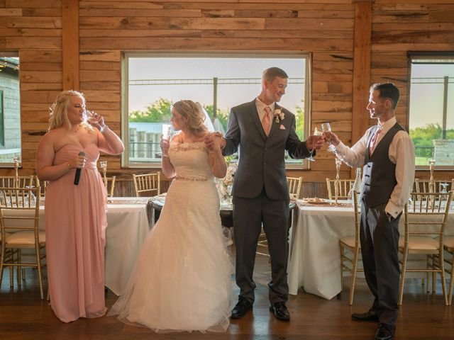 Ryan and Shelby's Wedding in Washington, Oklahoma 23