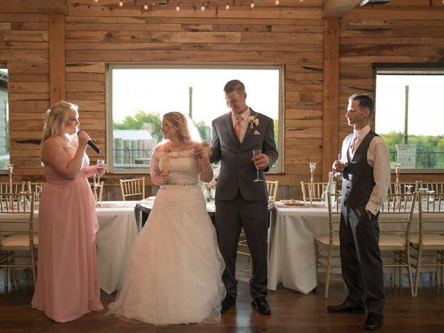 Ryan and Shelby's Wedding in Washington, Oklahoma 24