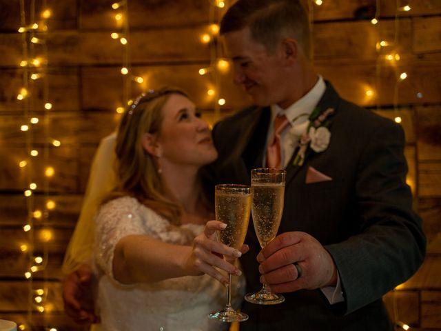 Ryan and Shelby's Wedding in Washington, Oklahoma 26