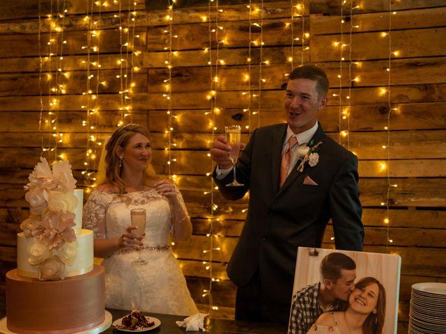 Ryan and Shelby's Wedding in Washington, Oklahoma 27