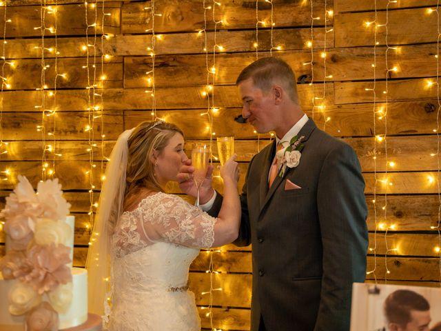 Ryan and Shelby's Wedding in Washington, Oklahoma 28