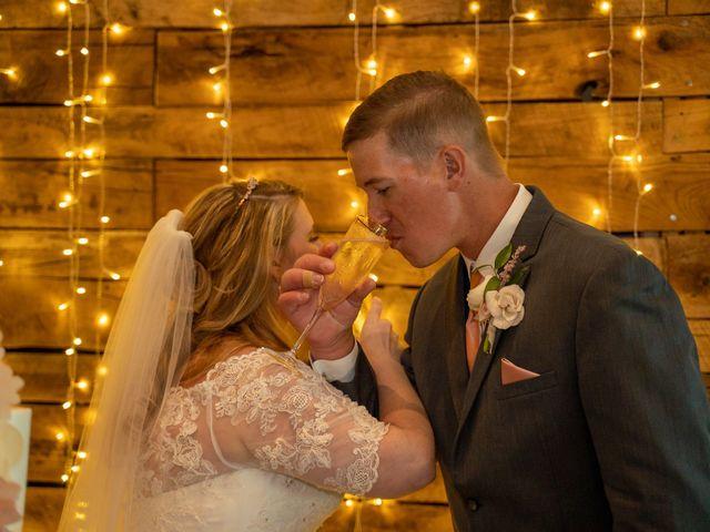 Ryan and Shelby's Wedding in Washington, Oklahoma 29