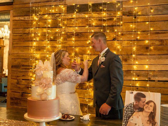 Ryan and Shelby's Wedding in Washington, Oklahoma 30