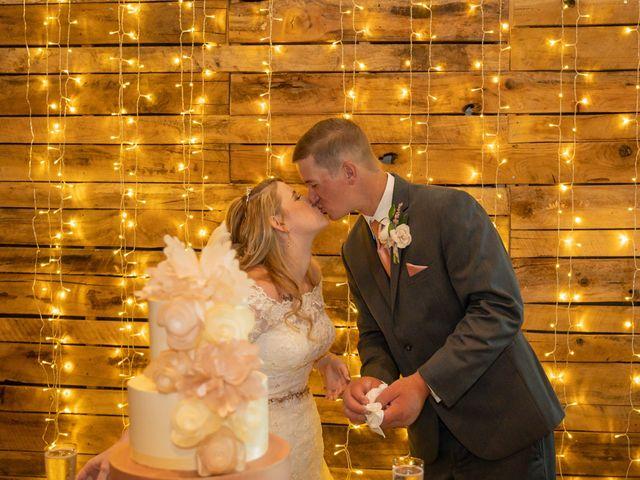 Ryan and Shelby's Wedding in Washington, Oklahoma 31