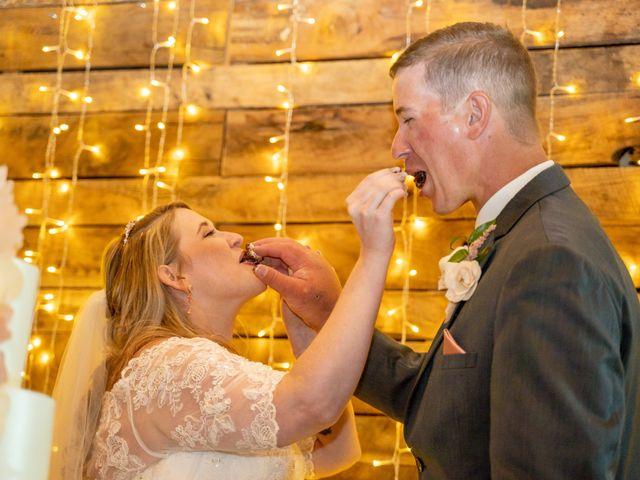 Ryan and Shelby's Wedding in Washington, Oklahoma 32
