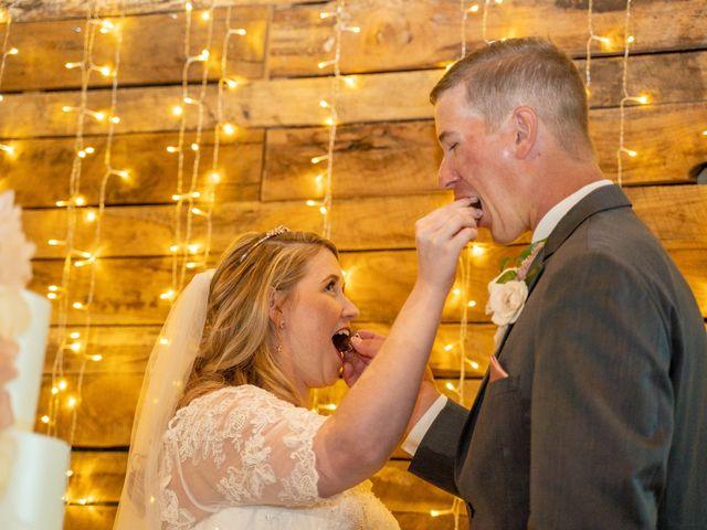 Ryan and Shelby's Wedding in Washington, Oklahoma 33