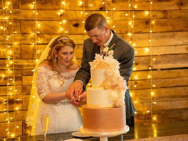 Ryan and Shelby's Wedding in Washington, Oklahoma 36