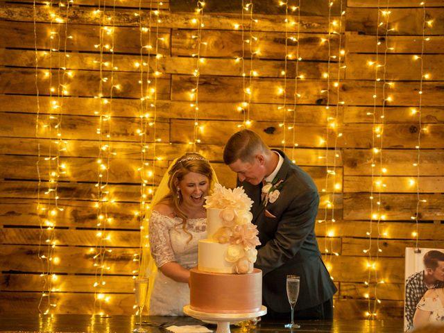 Ryan and Shelby's Wedding in Washington, Oklahoma 37
