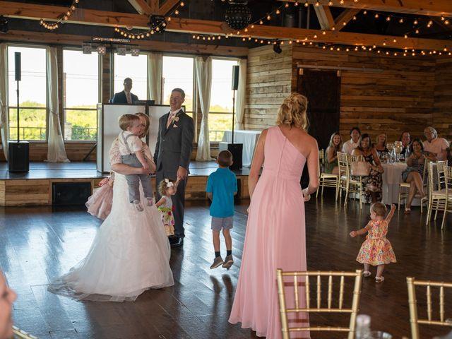 Ryan and Shelby's Wedding in Washington, Oklahoma 40