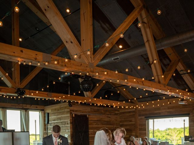Ryan and Shelby's Wedding in Washington, Oklahoma 41