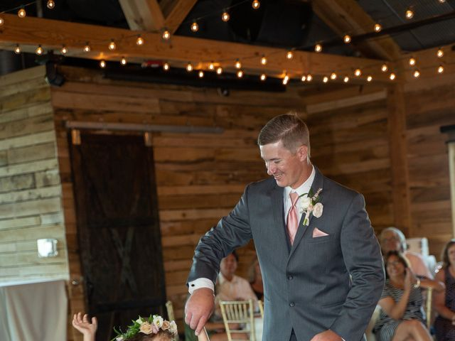 Ryan and Shelby's Wedding in Washington, Oklahoma 42