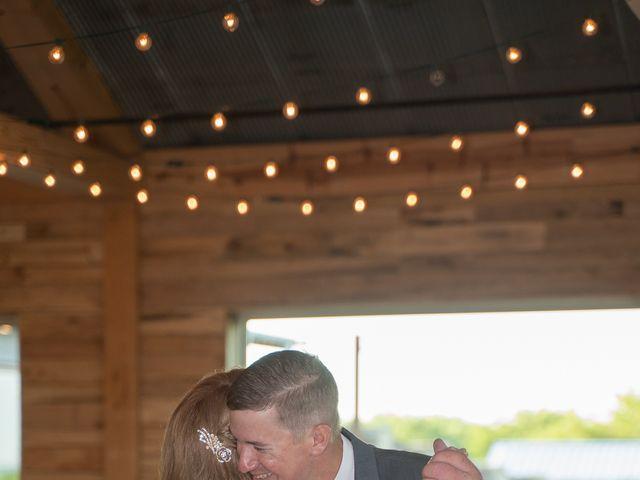 Ryan and Shelby's Wedding in Washington, Oklahoma 44