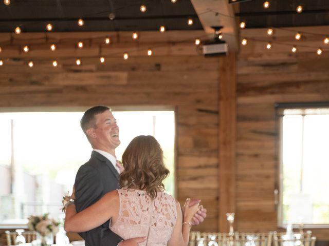 Ryan and Shelby's Wedding in Washington, Oklahoma 45