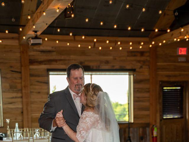 Ryan and Shelby's Wedding in Washington, Oklahoma 47