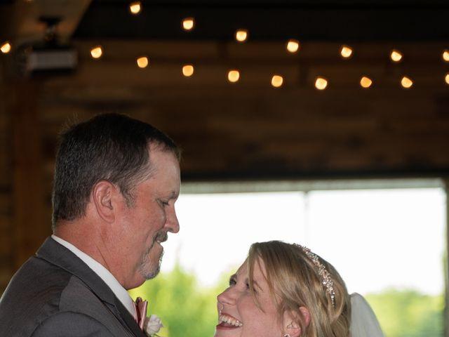 Ryan and Shelby's Wedding in Washington, Oklahoma 48