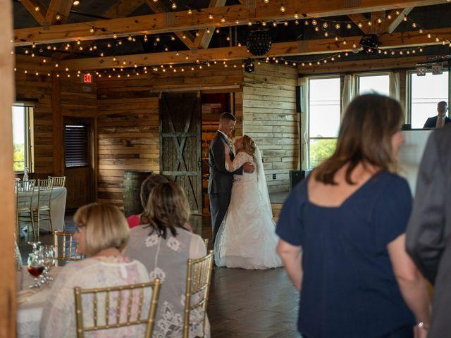 Ryan and Shelby's Wedding in Washington, Oklahoma 49