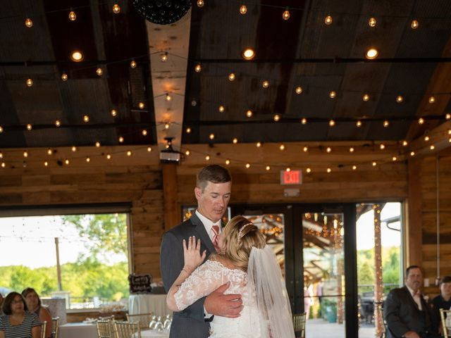 Ryan and Shelby's Wedding in Washington, Oklahoma 51