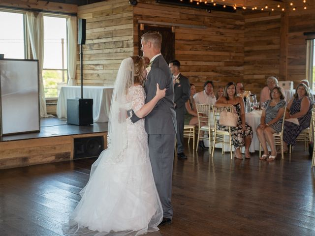 Ryan and Shelby's Wedding in Washington, Oklahoma 55