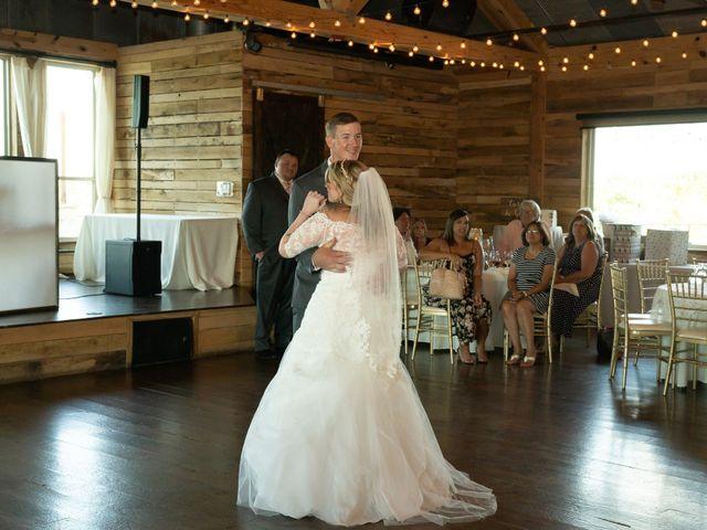 Ryan and Shelby's Wedding in Washington, Oklahoma 56