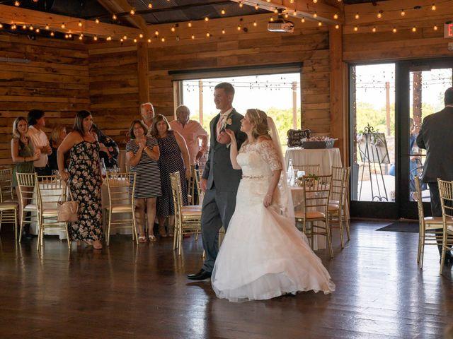 Ryan and Shelby's Wedding in Washington, Oklahoma 57
