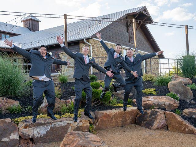 Ryan and Shelby's Wedding in Washington, Oklahoma 61