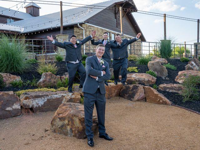 Ryan and Shelby's Wedding in Washington, Oklahoma 62