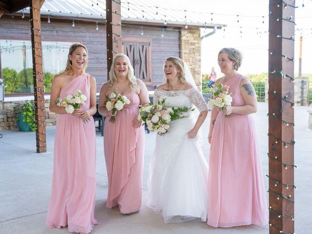 Ryan and Shelby's Wedding in Washington, Oklahoma 73