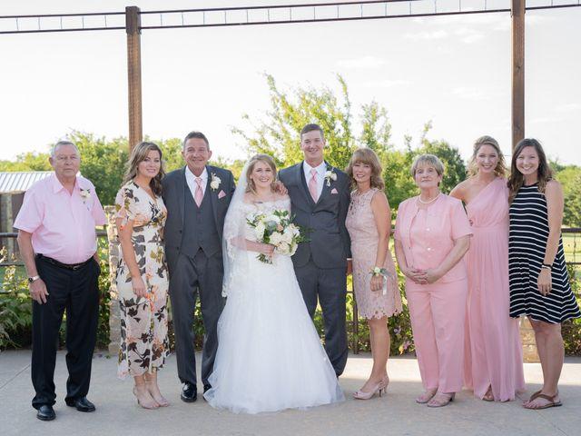 Ryan and Shelby's Wedding in Washington, Oklahoma 76