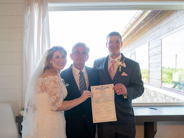 Ryan and Shelby's Wedding in Washington, Oklahoma 80