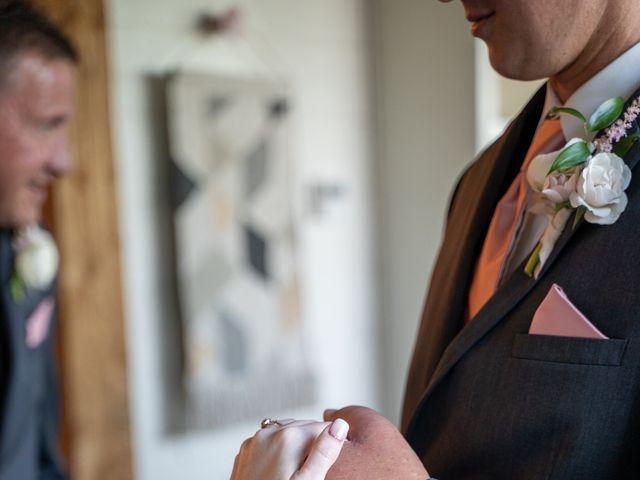 Ryan and Shelby's Wedding in Washington, Oklahoma 1