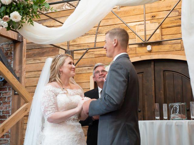 Ryan and Shelby's Wedding in Washington, Oklahoma 99