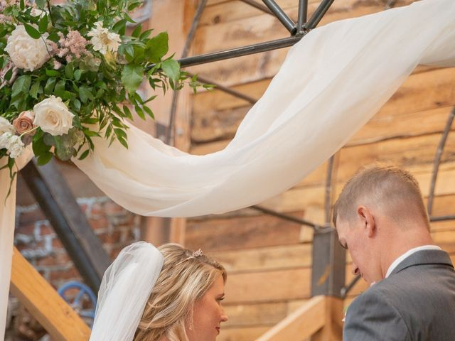 Ryan and Shelby's Wedding in Washington, Oklahoma 102