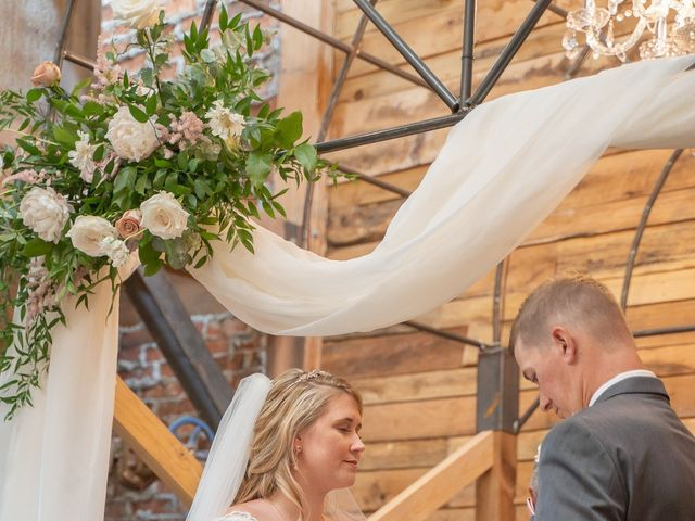 Ryan and Shelby's Wedding in Washington, Oklahoma 103