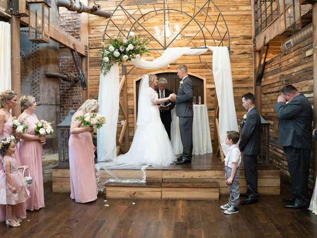 Ryan and Shelby's Wedding in Washington, Oklahoma 104