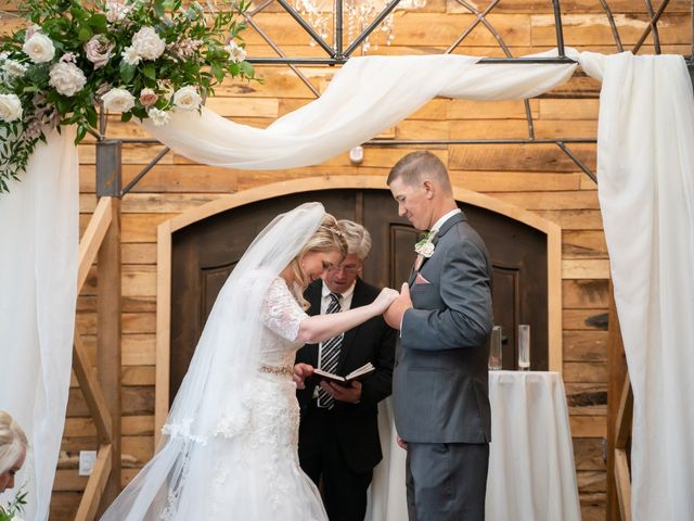 Ryan and Shelby's Wedding in Washington, Oklahoma 105