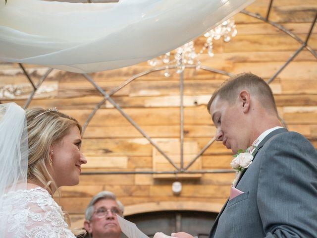 Ryan and Shelby's Wedding in Washington, Oklahoma 109
