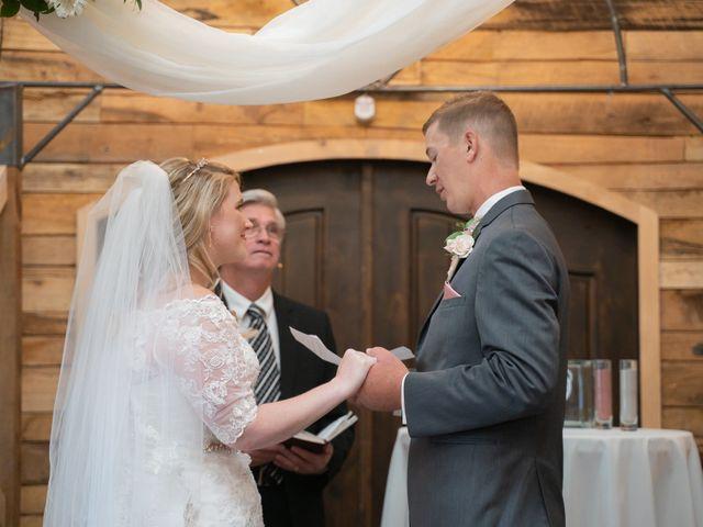 Ryan and Shelby's Wedding in Washington, Oklahoma 111