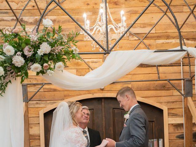 Ryan and Shelby's Wedding in Washington, Oklahoma 112