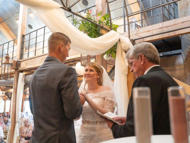 Ryan and Shelby's Wedding in Washington, Oklahoma 113