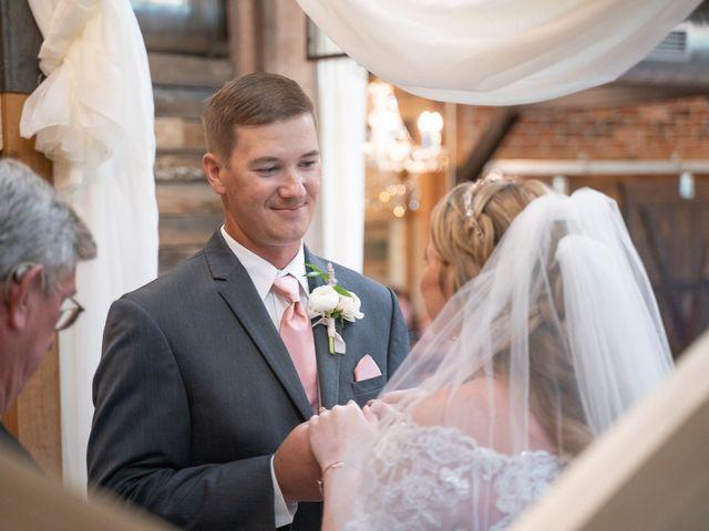 Ryan and Shelby's Wedding in Washington, Oklahoma 114