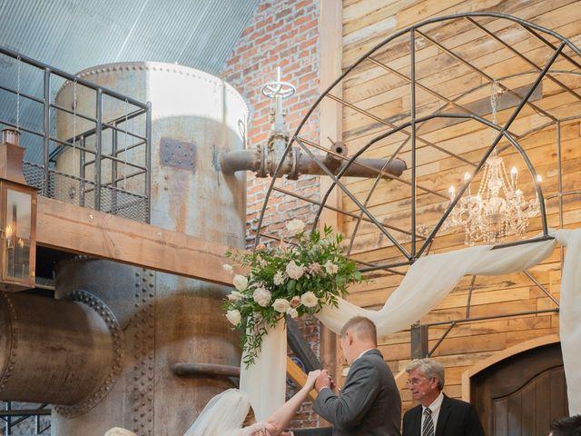 Ryan and Shelby's Wedding in Washington, Oklahoma 116