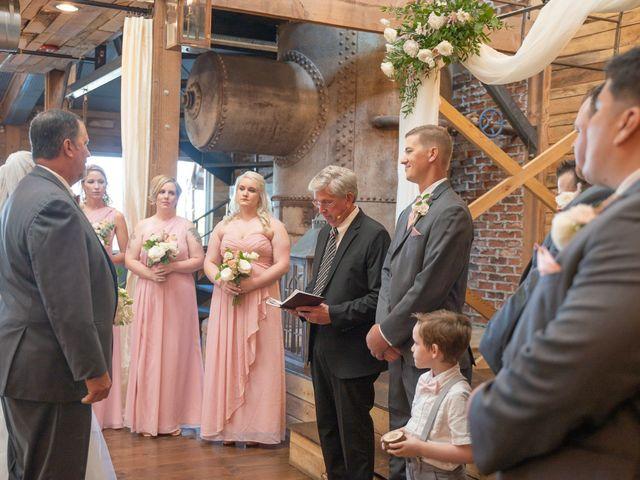 Ryan and Shelby's Wedding in Washington, Oklahoma 118