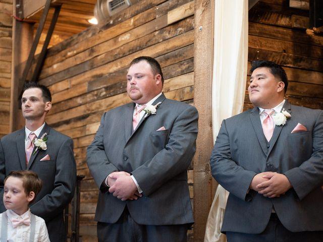 Ryan and Shelby's Wedding in Washington, Oklahoma 119