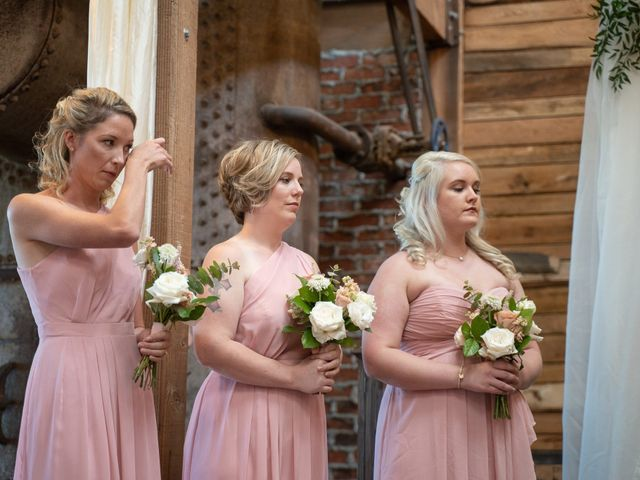 Ryan and Shelby's Wedding in Washington, Oklahoma 120