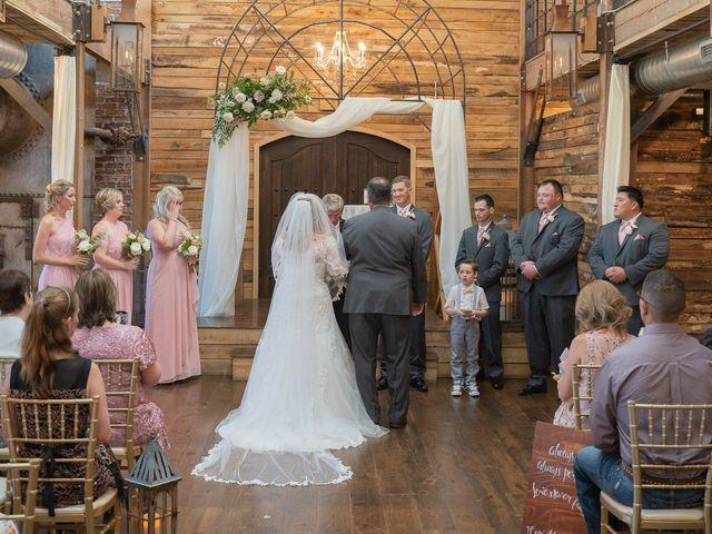 Ryan and Shelby's Wedding in Washington, Oklahoma 121