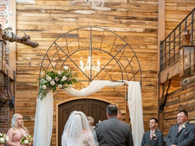 Ryan and Shelby's Wedding in Washington, Oklahoma 122