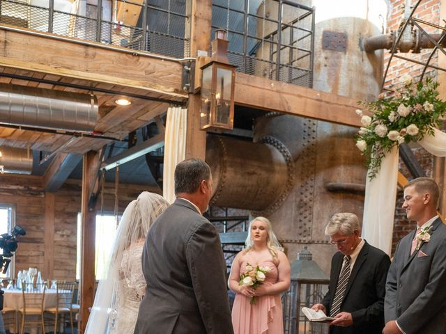 Ryan and Shelby's Wedding in Washington, Oklahoma 123
