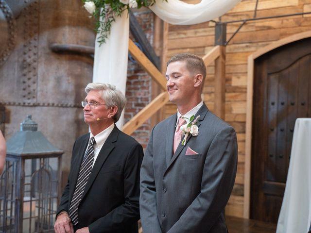 Ryan and Shelby's Wedding in Washington, Oklahoma 124