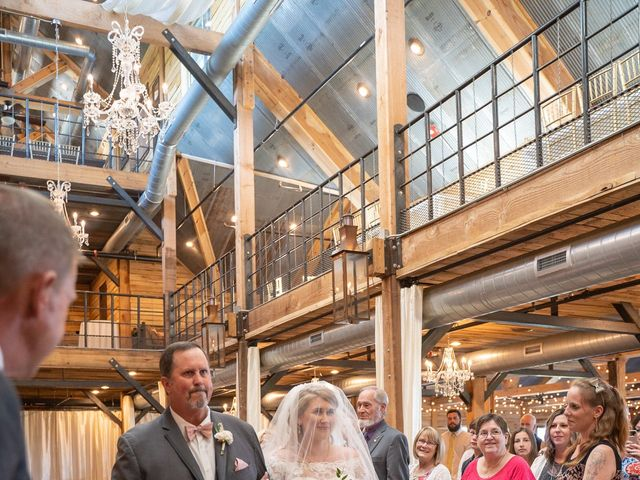 Ryan and Shelby's Wedding in Washington, Oklahoma 128